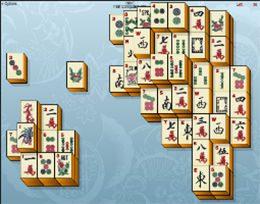 Chinees Mahjong Solitaire