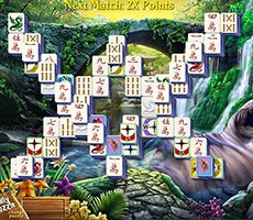 Lost Island Mahjong
