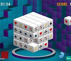 Mahjong 3d Dimensions 15 min