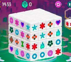 Mahjong 3d Extra Tijd