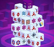 Mahjong Dark Dimensions 15 minuten