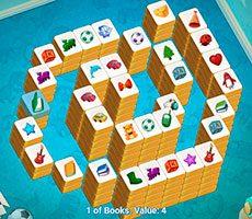 Mahjong Kinderen