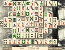 Mahjong Solitaire Spel