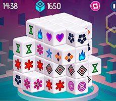 Mahjong Zonder Tijdslimiet
